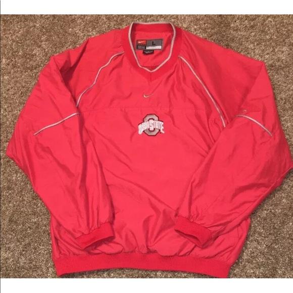 Nike Team Ohio State Buckeyes Pullover Soft Shell 89332cc39
